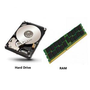 فرق RAM و Hard کامپیوتر و لپ تاپ در چیست؟
