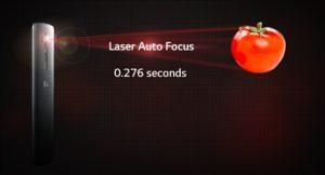 سنسور Laser AF