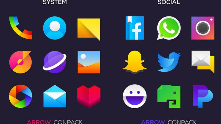 Best-new-icon-packs-for-Android-Summer-2018