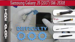 آموزش باز کردن سامسونگ J5 Pro یا J530