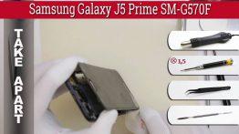 آموزش باز کردن سامسونگ J5 Prime یا G570