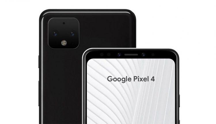 مشخصات گوگل پیکسل 4